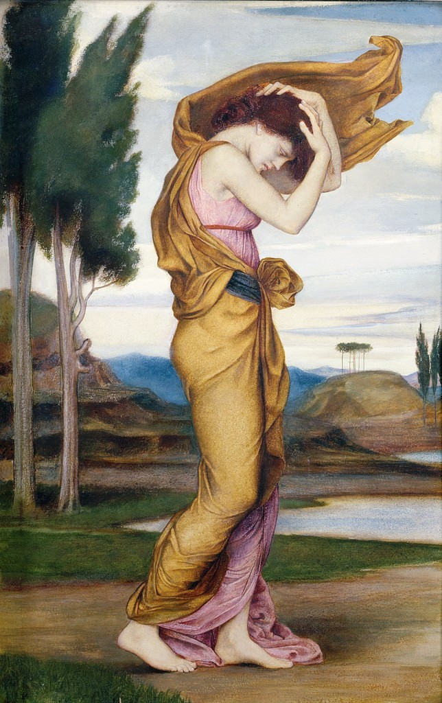 Evelyn De Morgan (1855-1919) - Deianira, ~1878